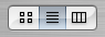 Image: Finder's View Buttons